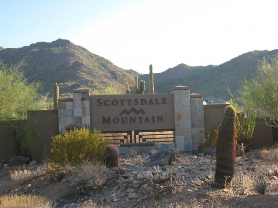 Scottsdale Mountain