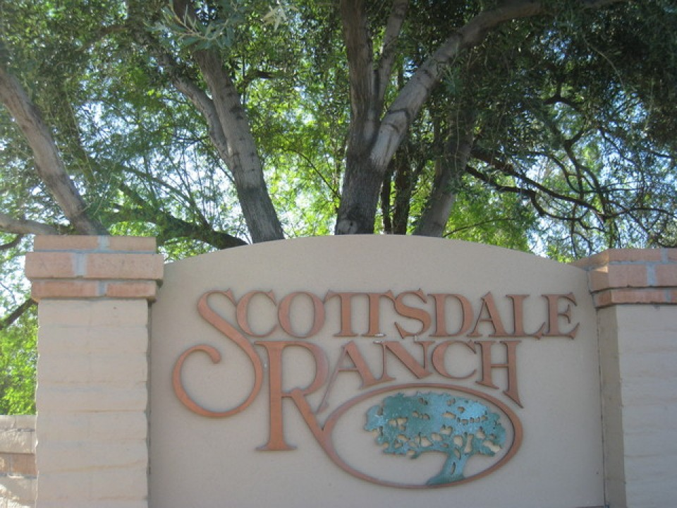 Scottsdale Ranch Gate | Christy Mooney Properties