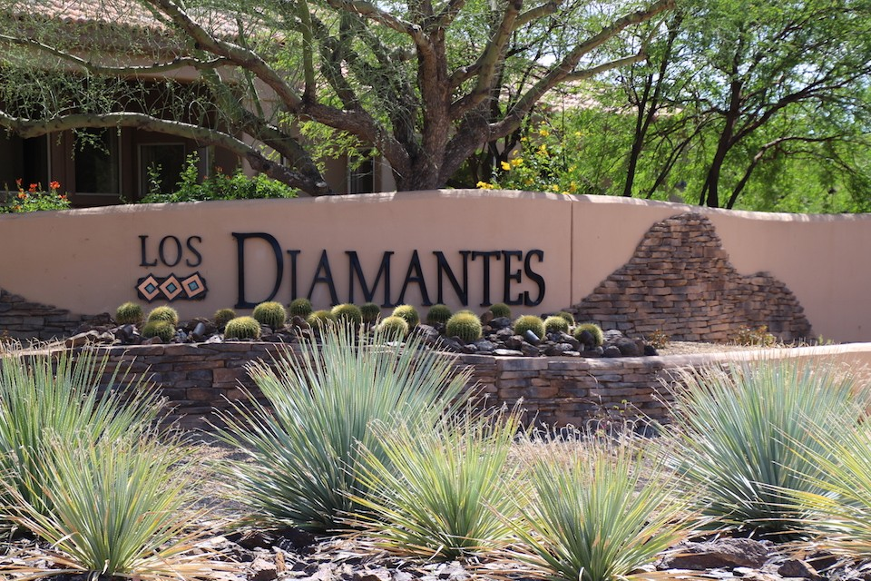 Los Diamantes Gate | Christy Mooney Properties