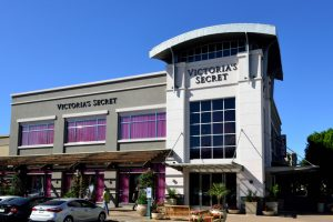 Scottsdale, AZ, USA - February 22, 2016: Victoria's Secret, an American chain featuring premium lingerie and beauty products, retail store in the Scottsdale Fashion Square on E Camelback Rd.